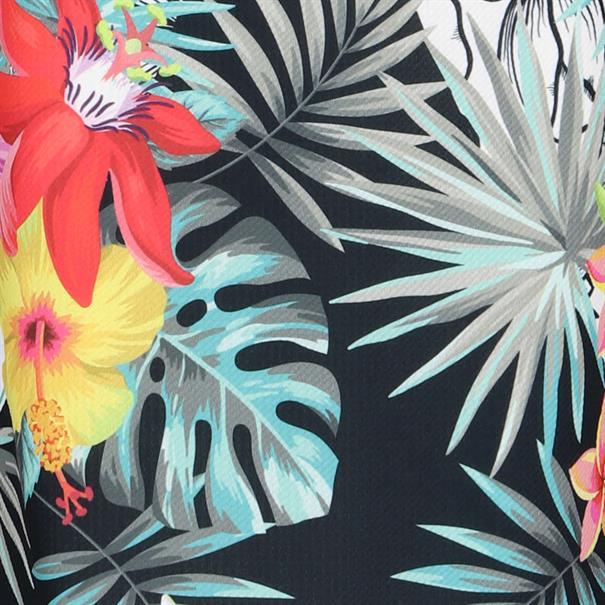 Batida jurk 7711 in het Multicolor