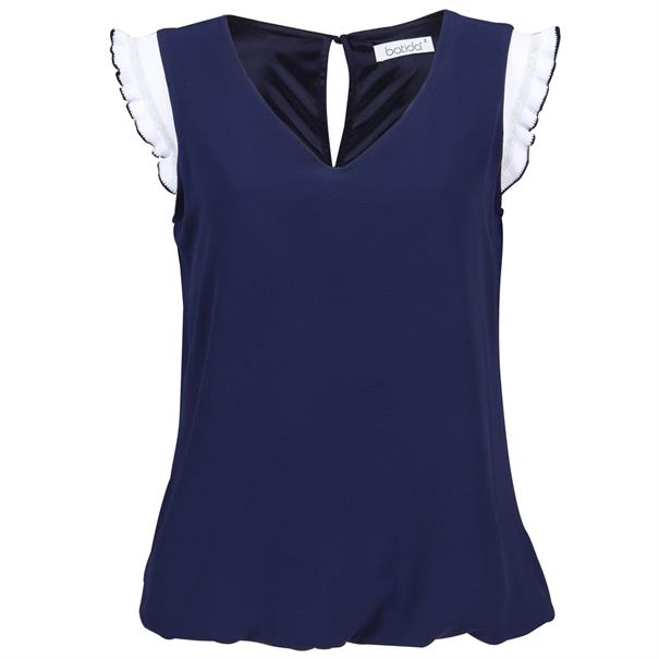 Batida jurk 7799 in het Donker Blauw