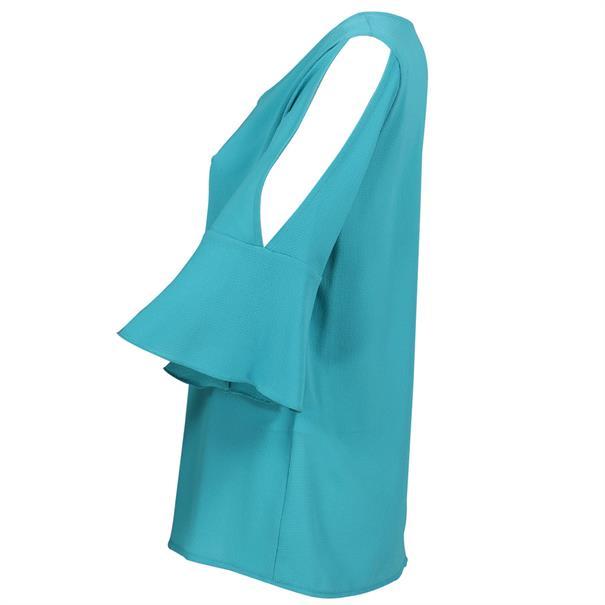Batida jurk 7874 in het Mint Groen