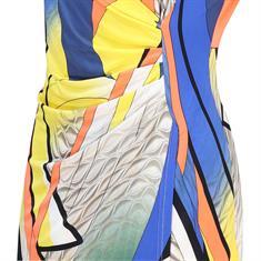 Batida jurk 8395 in het Oranje