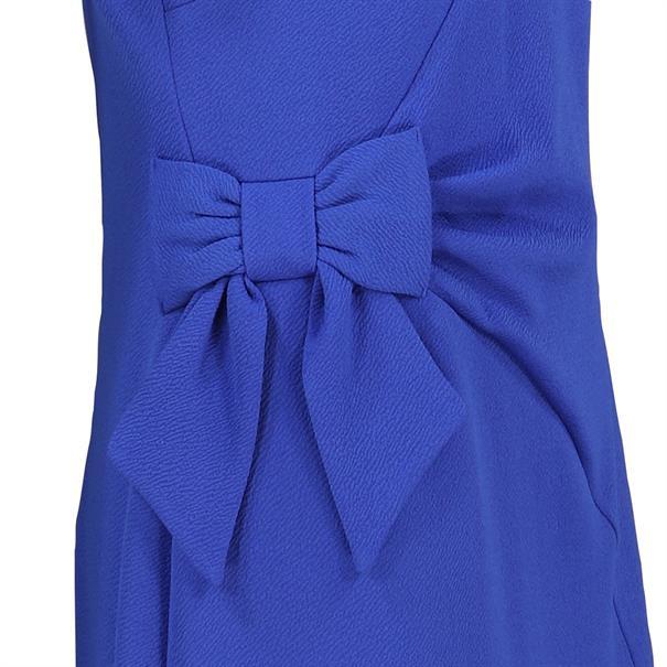 Batida jurk 8422 in het Kobalt