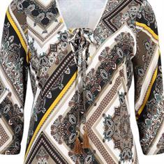Batida jurk 8428 in het Oker