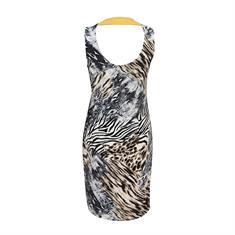 Batida jurk 8445 in het Oker