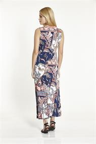 Batida jurk 8928 in het Oud Roze