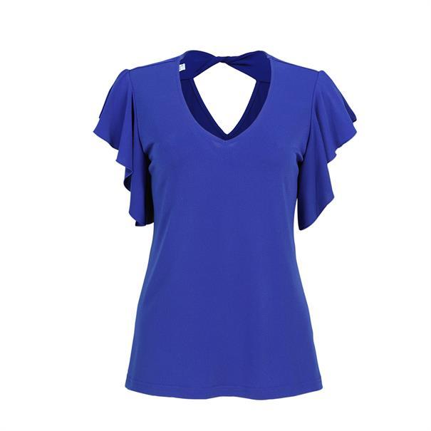 Batida t-shirts 8405 in het Kobalt