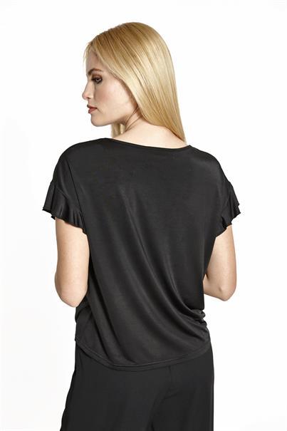 Batida t-shirts 8989 in het Zwart