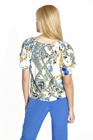 Batida t-shirts 9012 in het Lime