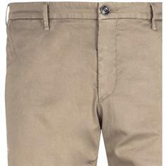 Benvenuto 5-pocket Slim Fit 23742696350 in het Bruin