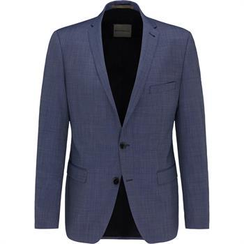 Benvenuto business colbert Slim Fit 20862626360 in het Blauw