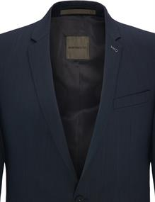 Benvenuto business colbert Super Slim Fit 20848615660 in het Donker Blauw
