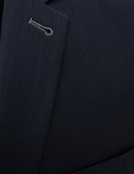 Benvenuto business colbert Super Slim Fit 20848615660 in het Donker Blauw