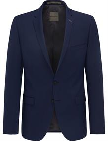 Benvenuto business colbert Super Slim Fit 20848615660 in het Nacht Blauw