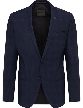 Benvenuto business colbert Super Slim Fit 20895615660 in het Blauw