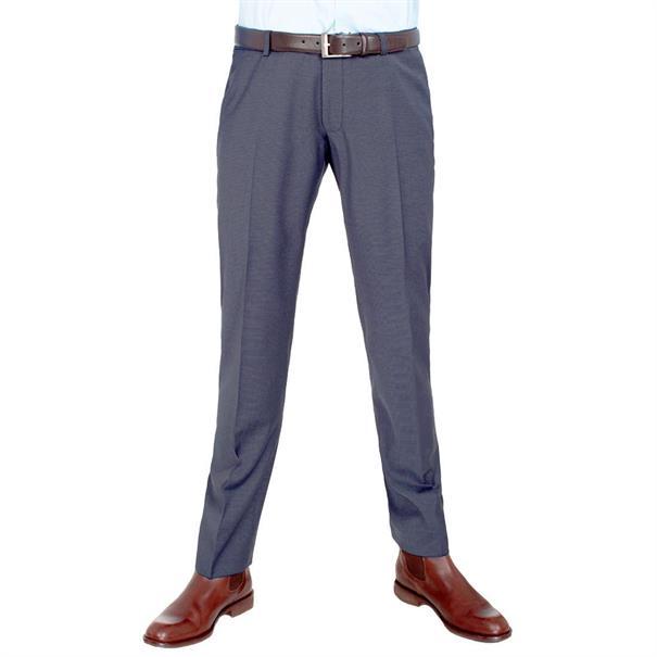 Benvenuto business pantalon Slim Fit 20716612840 in het Blauw
