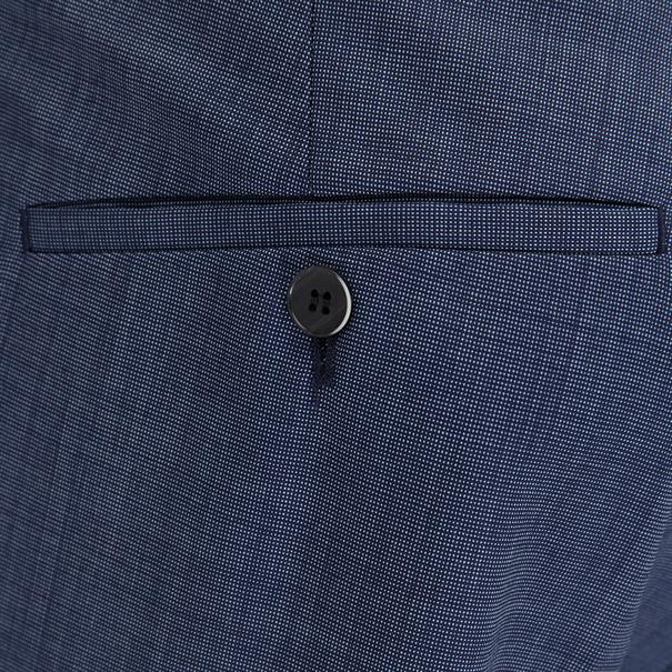 Benvenuto business pantalon Slim Fit 20862626040 in het Blauw