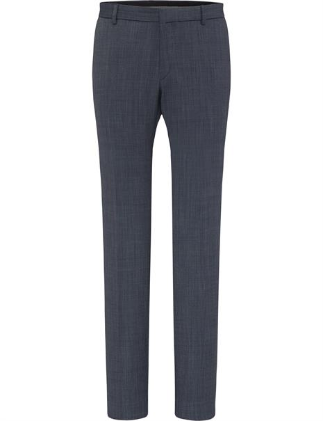 Benvenuto business pantalon Slim Fit 20929616250 in het Blauw