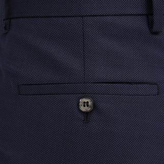 Benvenuto business pantalon Slim Fit 20933640070 in het Hemels Blauw