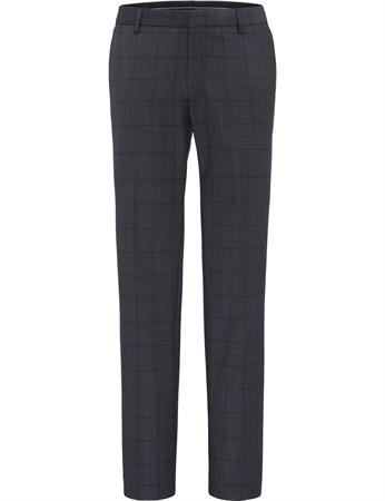 Benvenuto business pantalon Slim Fit 20949615220 in het Donker Groen