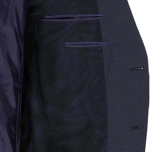 Benvenuto colberts Slim Fit 20716612830 in het Blauw