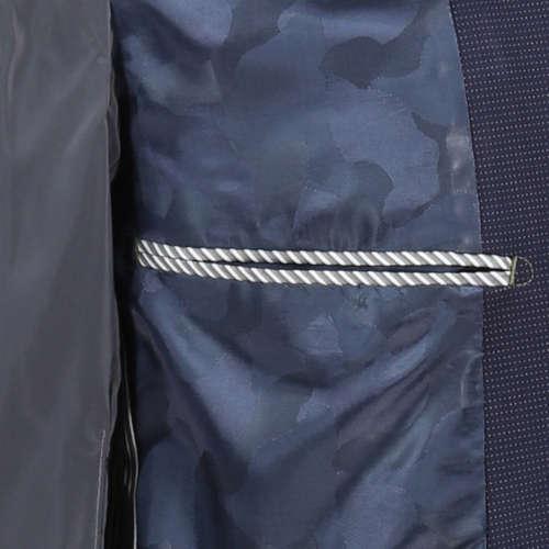 Benvenuto colberts Super Slim Fit 41948640650 in het Hemels Blauw