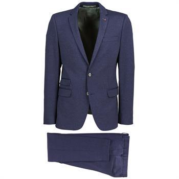 Benvenuto kostuum 41783616260 in het Nacht Blauw