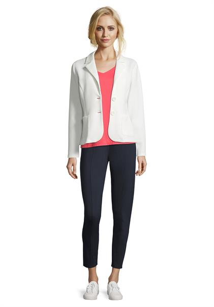 Betty Barclay blazer 40221122 in het Offwhite