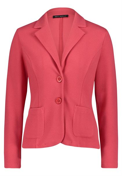 Betty Barclay blazer 40221122 in het Rood