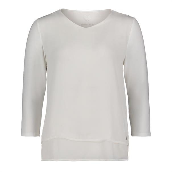 Betty Barclay blouse 2001-1087 in het Ecru