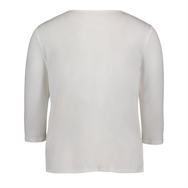 Betty Barclay blouse 2001-1087 in het Ecru