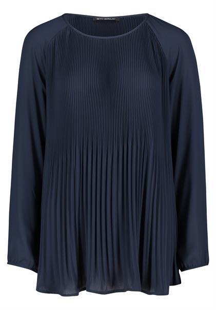 Betty Barclay blouse 8005-1110 in het Marine