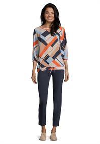 Betty Barclay blouse 8015-1141 in het Donker Blauw