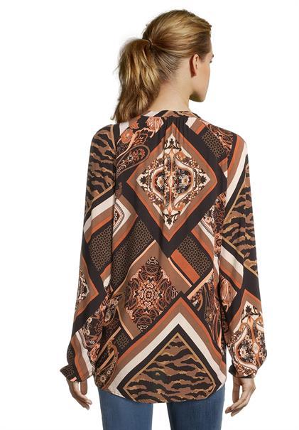 Betty Barclay blouse 8114-1684 in het Zwart
