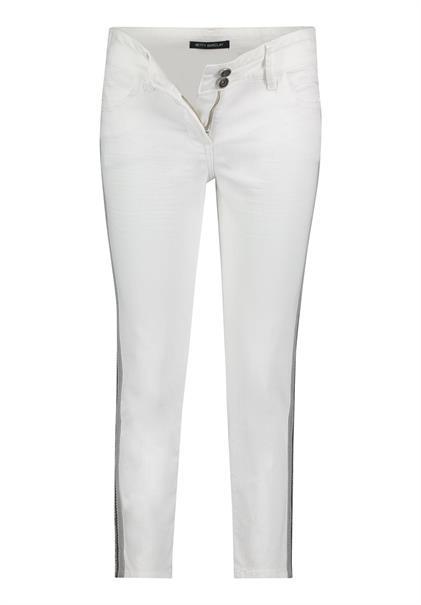 Betty Barclay broeken 60821277 in het Wit