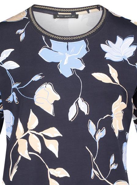 Betty Barclay casual overhemd 2700-2084 in het Donker Blauw