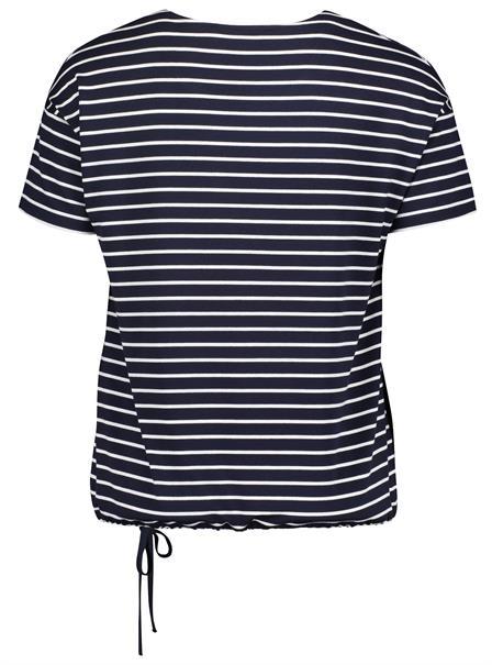 Betty Barclay casual overhemd 2705-2089 in het Donker Blauw