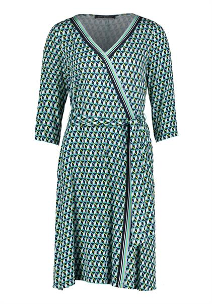 Betty Barclay jurk 10261209 in het Donker Blauw