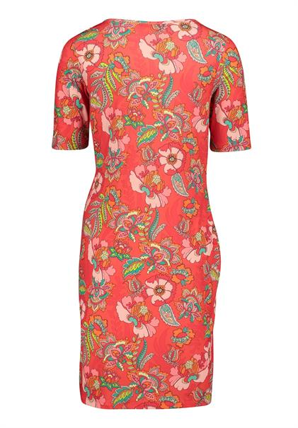 Betty Barclay jurk 10491420 in het Rood