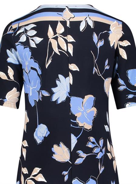 Betty Barclay jurk 1522-2122 in het Donker Blauw