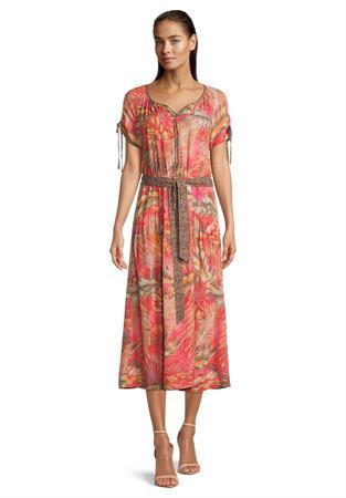 Betty Barclay jurk 1550-2205 in het Oranje