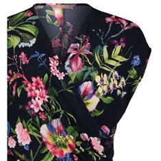 Betty Barclay jurk 3989-2976 in het Donker Blauw