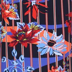 Betty Barclay jurk 6413-0563 in het Rood