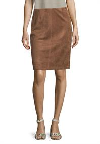 Betty Barclay midi rok 9066-1673 in het Camel