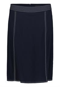 Betty Barclay mini rok 90111224 in het Donker Blauw
