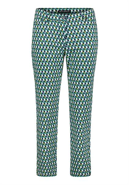 Betty Barclay pantalons 60571278 in het Donker Blauw