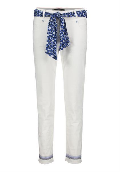 Betty Barclay pantalons 6387-1197 in het Wit