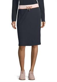 Betty Barclay rok 9007-1136 in het Marine