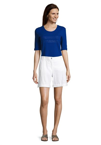 Betty Barclay shorts 60451200 in het Wit