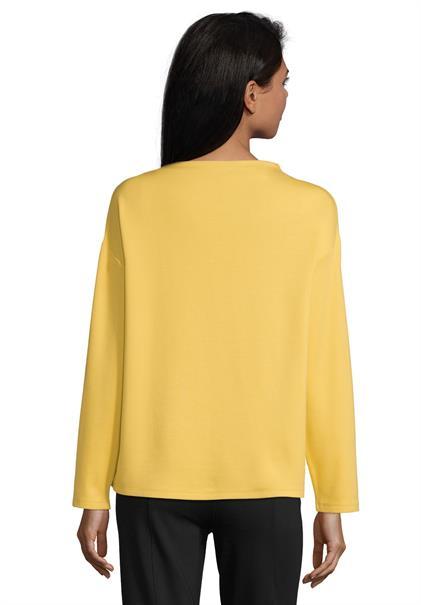 Betty Barclay sweater 2005-1091 in het Licht Geel