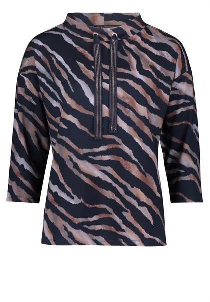 Betty Barclay sweater 2037-2550 in het Grijs