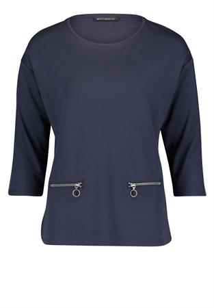 Betty Barclay sweater 2038-2551 in het Marine